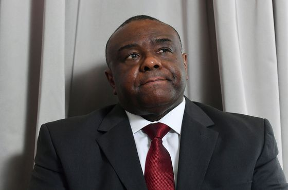 After Decade in Jail, Bemba Returns to Seek Congo Presidency