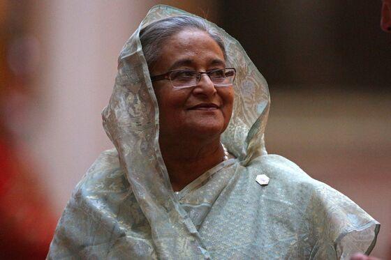Bangladesh's Hasina Seeks Unprecedented Fourth Term as Premier