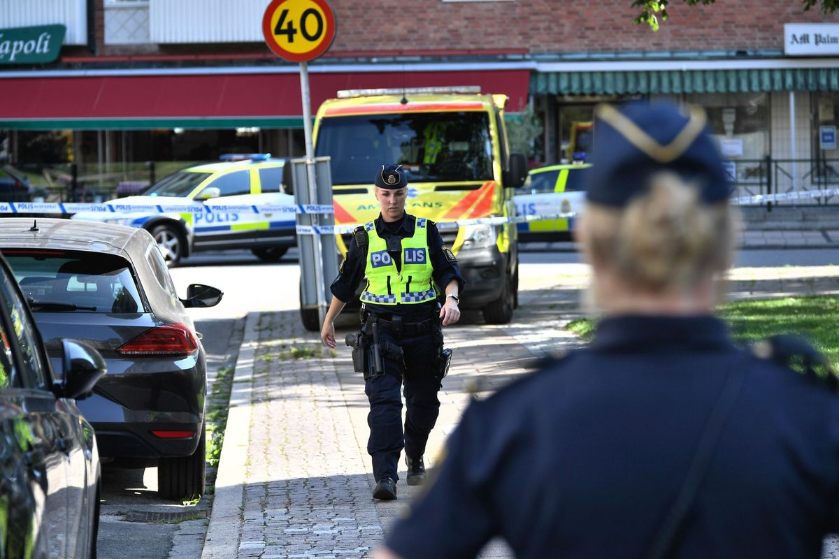Deadly Shooting of Woman Carrying Child Shakes Sweden Awake