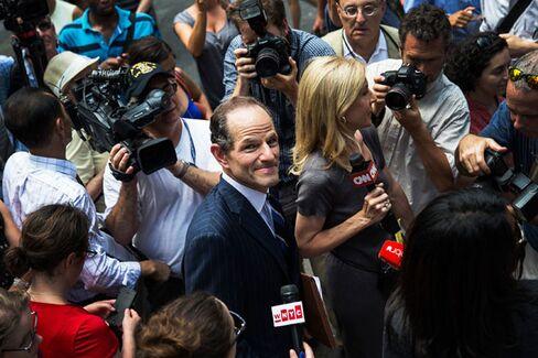 Business Titans Pile Campaign Cash on Spitzer's Opponent