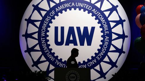 The UAW 36th Constitutional Convention on June 4, 2014.