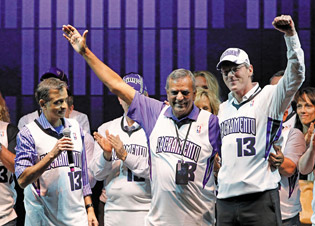 2013: The Sacramento Kings, a struggling franchise in a middling market, sell for a record $534 million