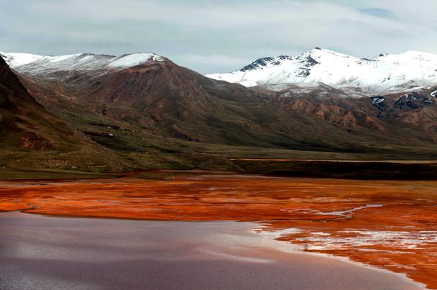 Bolivia's Glaciers