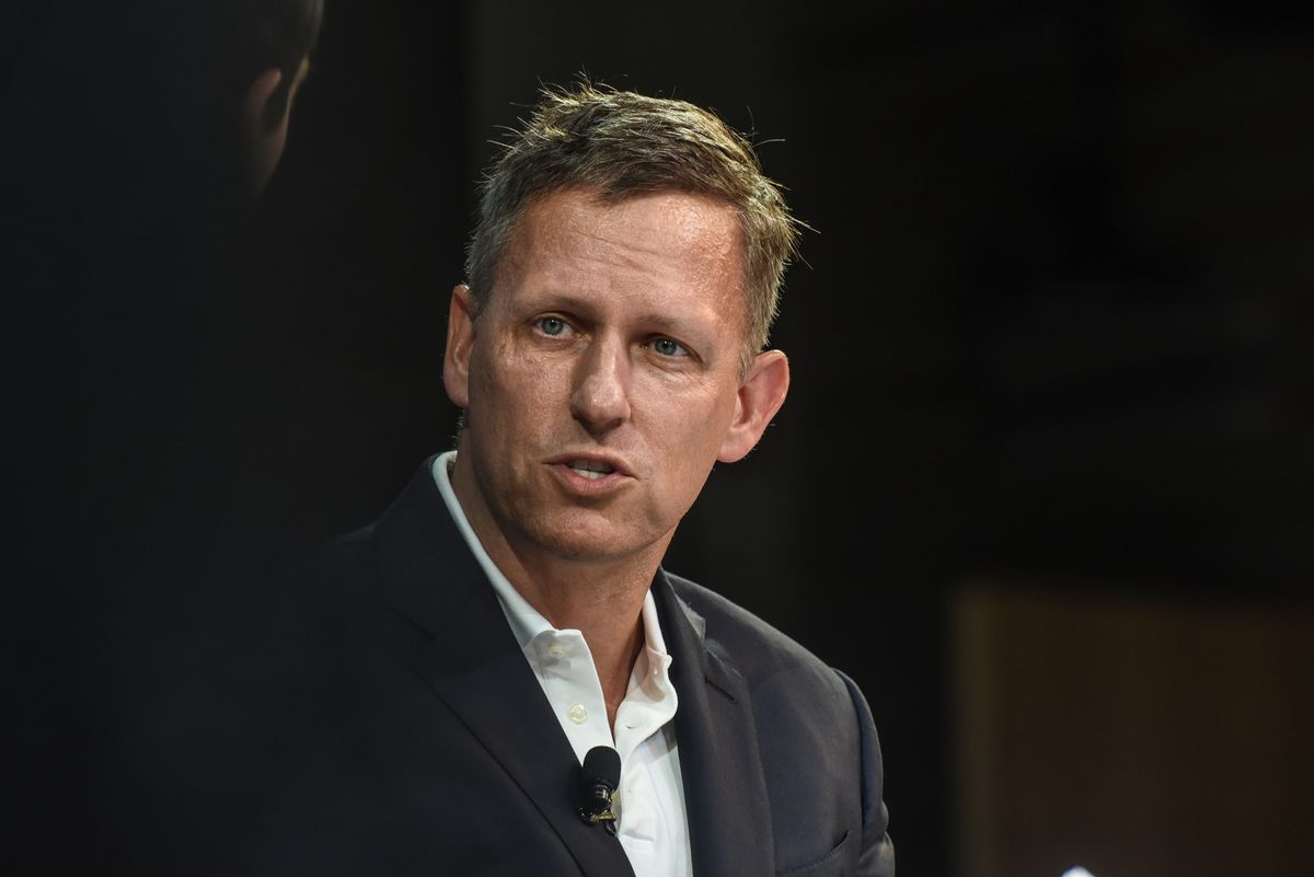 Peter Thiel-Backed Crypto Startup Pays Out 6,567% Return