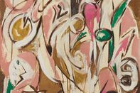 relates to Female Artists Star With $50 Million Trove on Block at Sotheby's