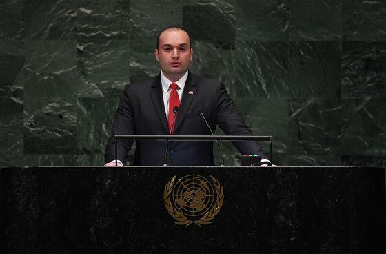 Georgia Demands Russia Withdraw Troops From Breakaway Regions