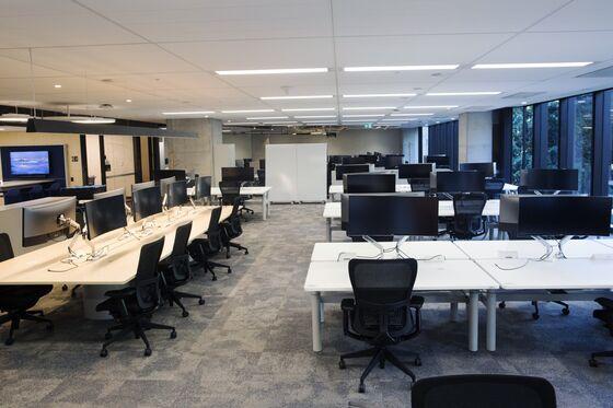 Sydney HQ Opens for National Australia Bank on Hybrid Work Plan