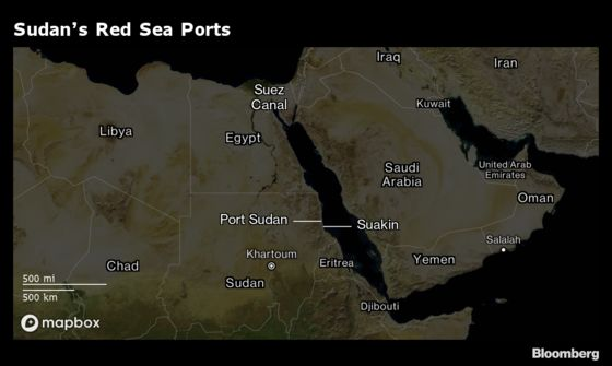 DP World, China Harbour Vie for Roles in Sudanese Ports