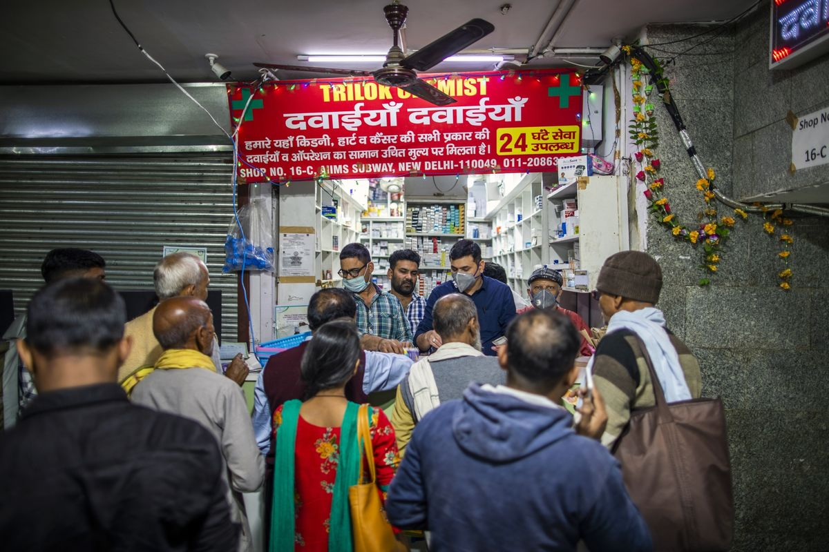 India Could be Next Virus Hotspot With an 'Avalanche' of Cases