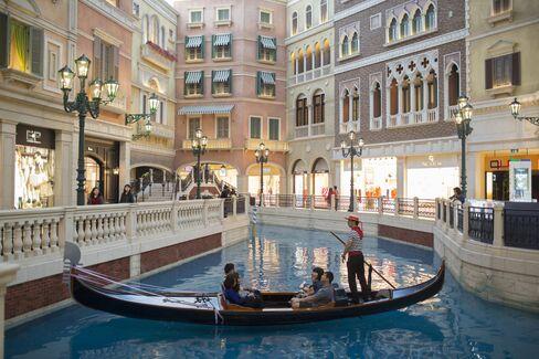 Sands China's Venetian Macao Resort