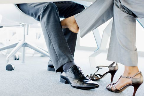 The Truth About Sex at Work