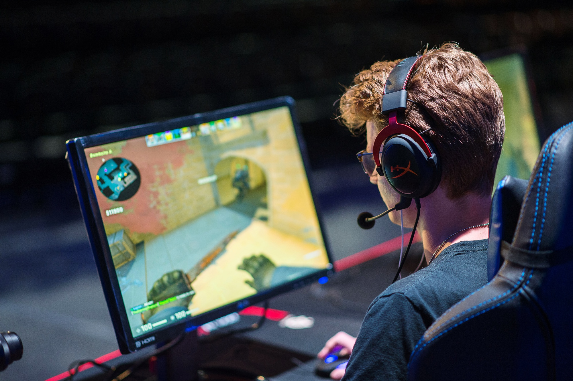Esports Leagues Are Only Game In Town After Nba And Nhl Go Dark Bloomberg