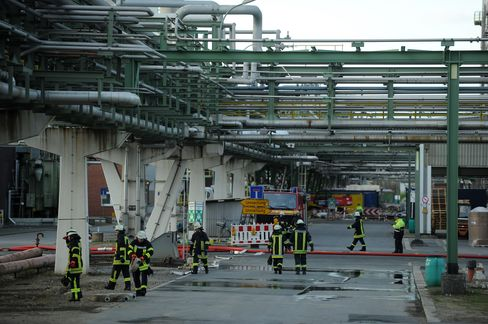 Explosion at Global Resin Supplier Threatens Disruption