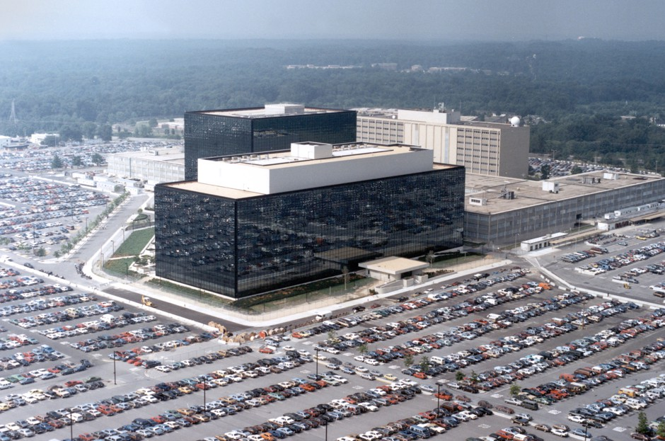 The Dark Architecture of the National Security State - Bloomberg
