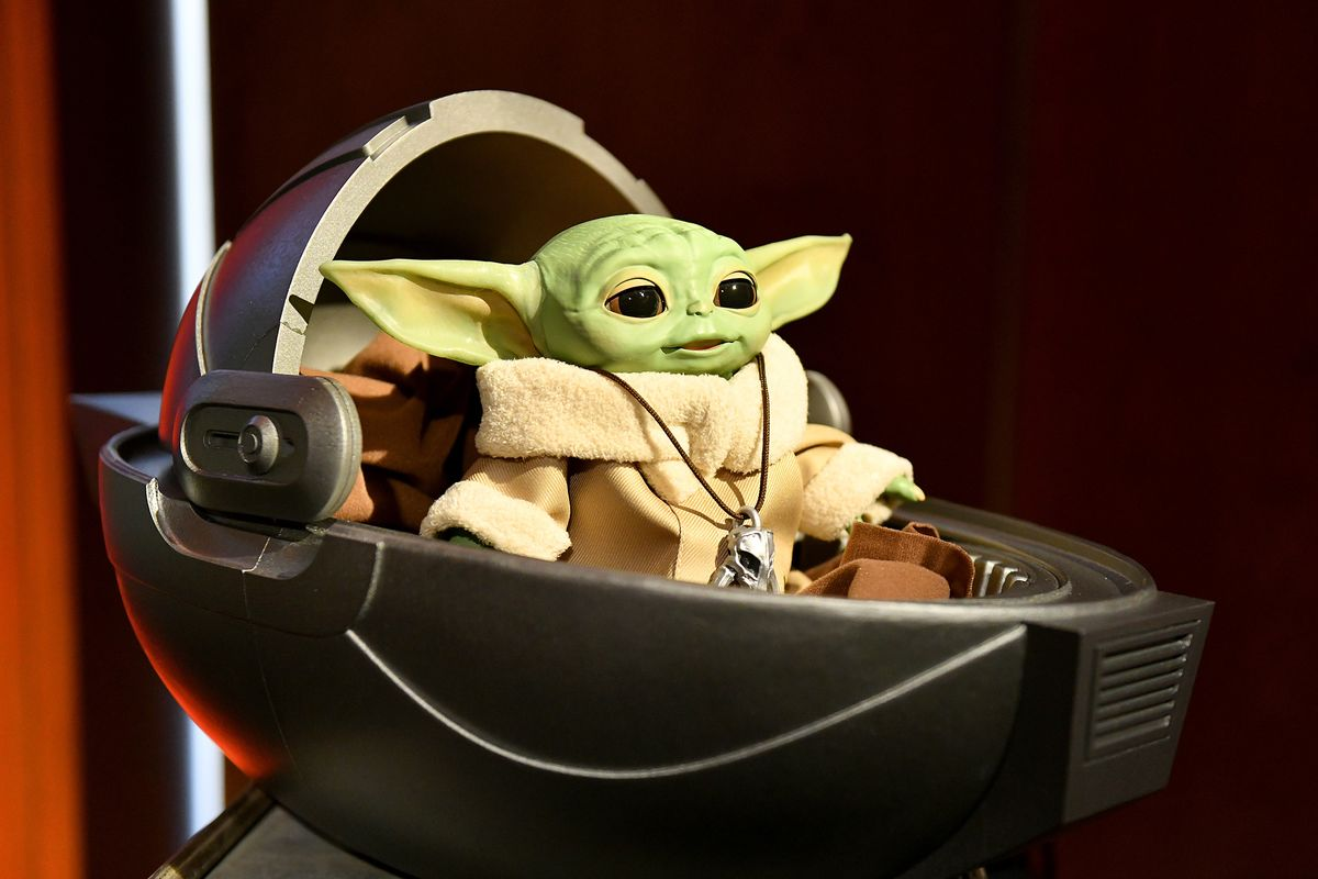 Disney Finally Unveils Baby Yoda Toys, Months After His TV Debut