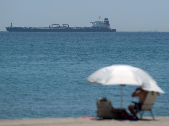 What's Next for the Oil Tanker Seized by British Forces