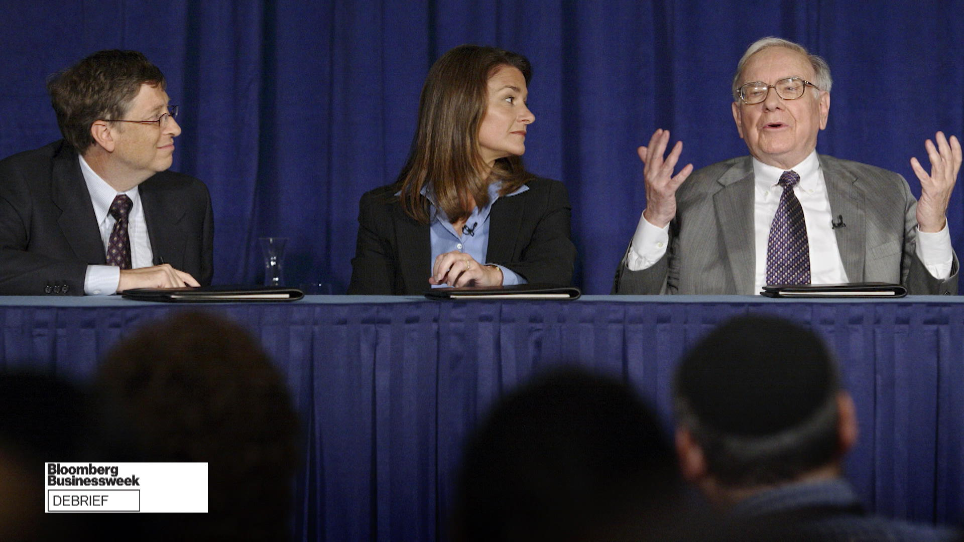 Melinda Gates on Taking Risks With Warren Buffett's Money