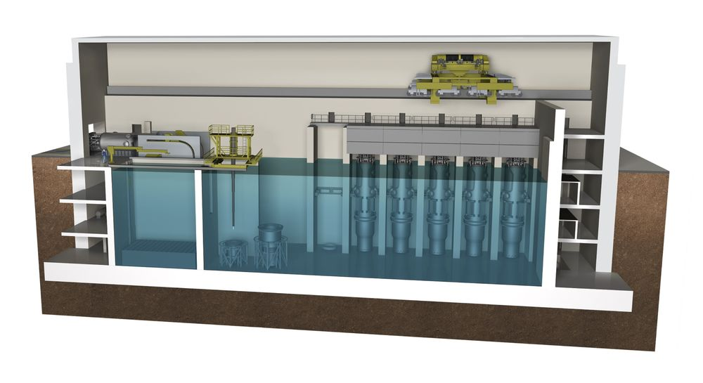 relates to Mini-Reactors Are Gaining Traction in the Push for Greener Grids