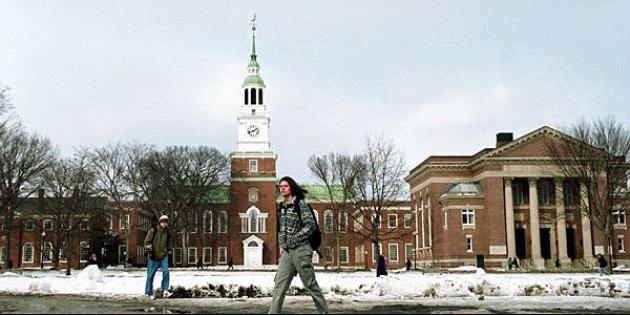 Best College Return on Investment: New Hampshire
