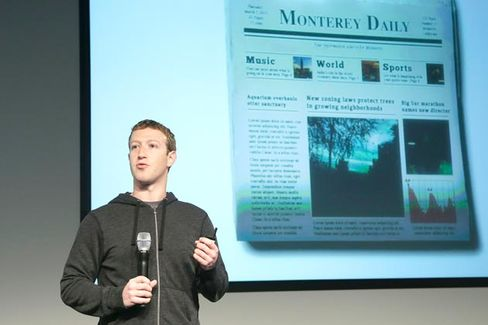 Facebook's News Feed Suffers From the Banality of the Crowd
