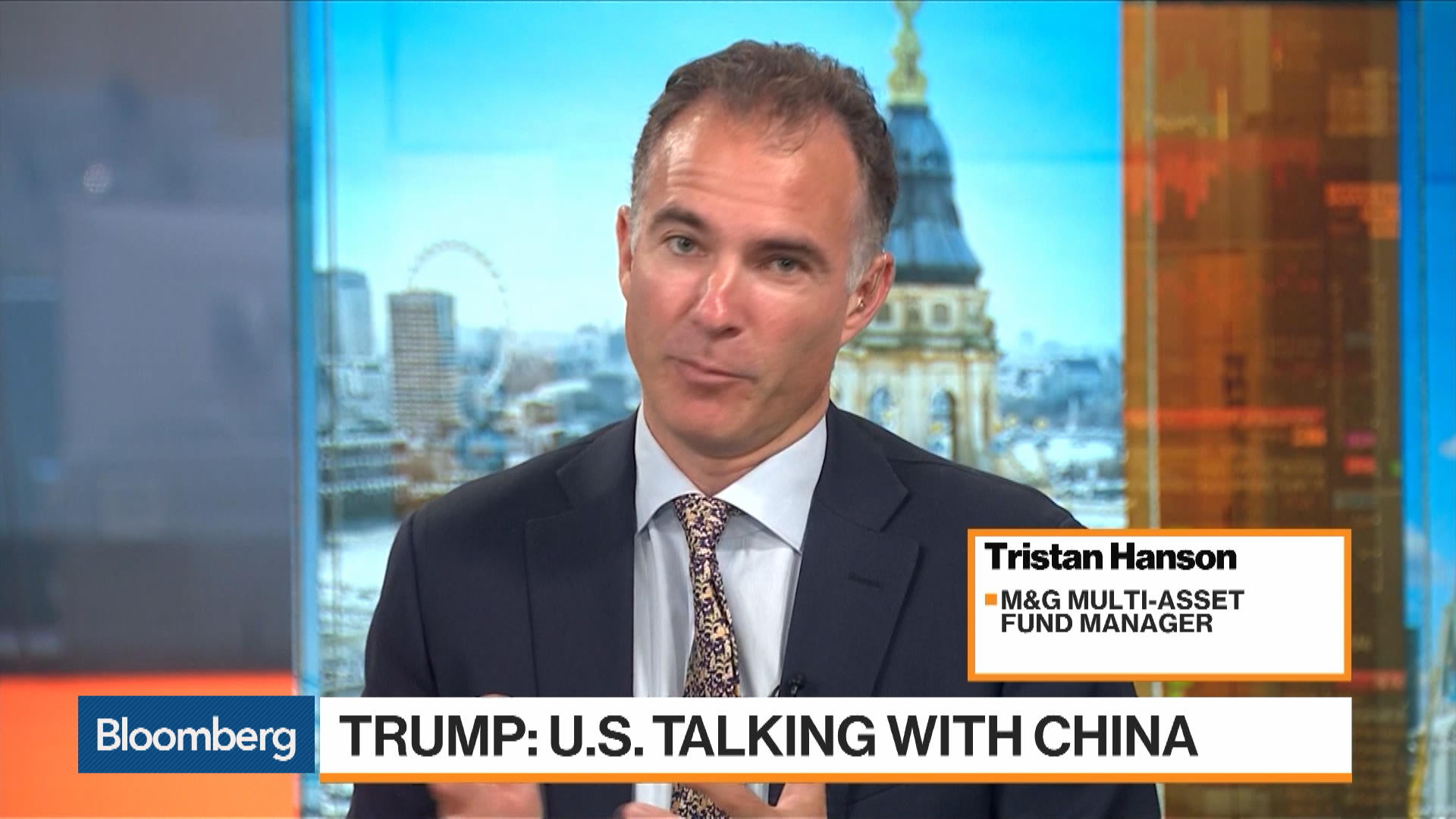 M&G Multi-Asset Fund Manager Tristan Hanson on Market Optimism, Volatility, Finding Yield