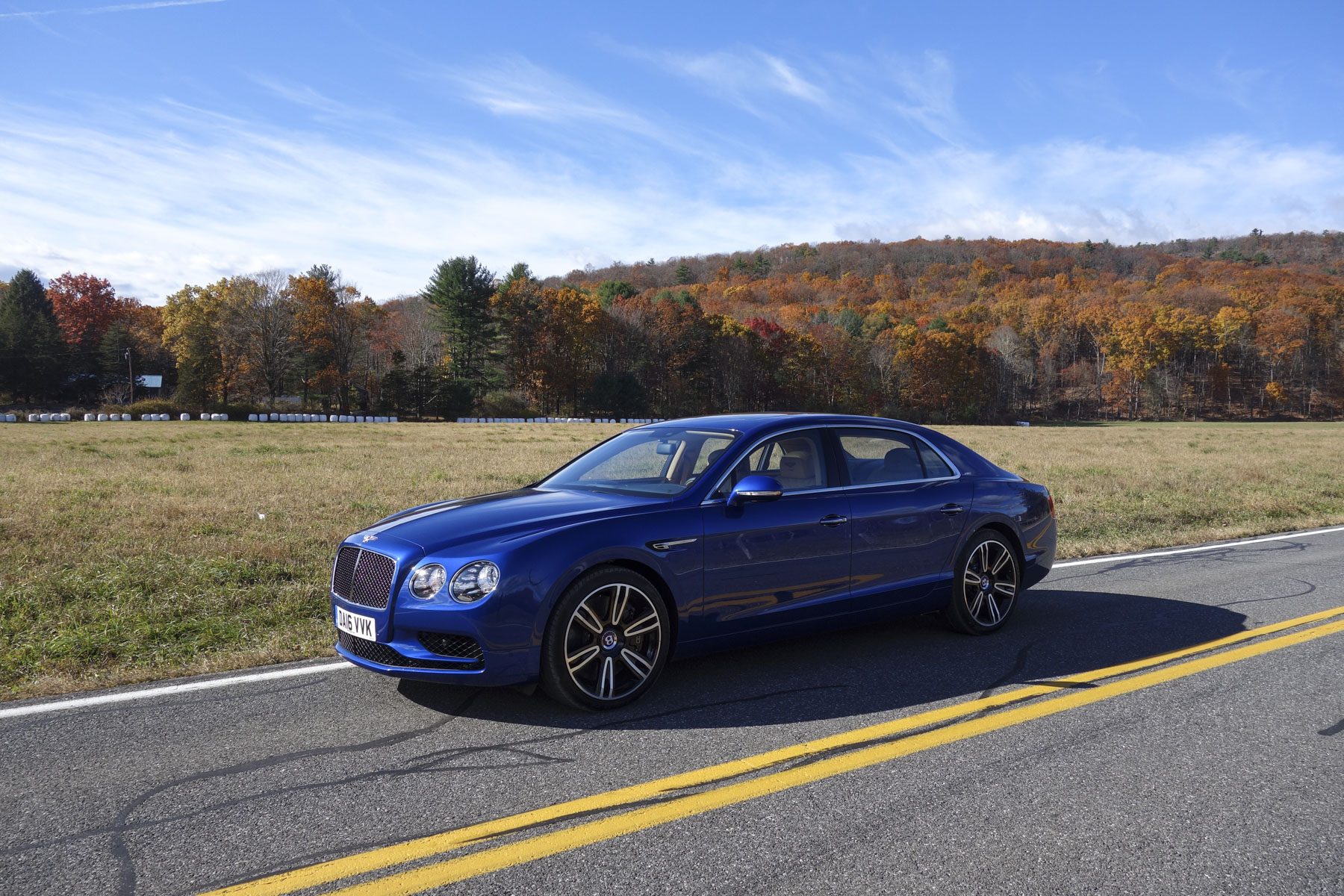 The Best to Impress: Bentley Flying Spur S