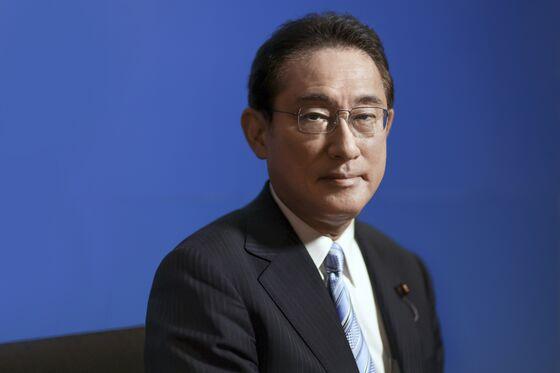 Key Contender to Lead Japan Warns Taiwan Is 'Next Big Problem'