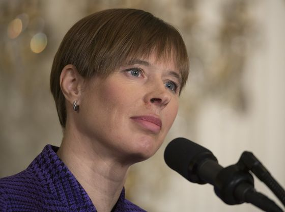 Hard-Line Nationalists Affirmed as Part of Estonia's Cabinet
