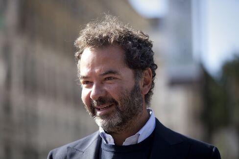 Moncler Chairman Remo Ruffini