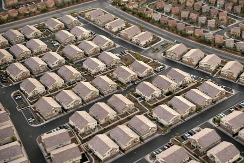 Bank of America Bets on Housing Upturn