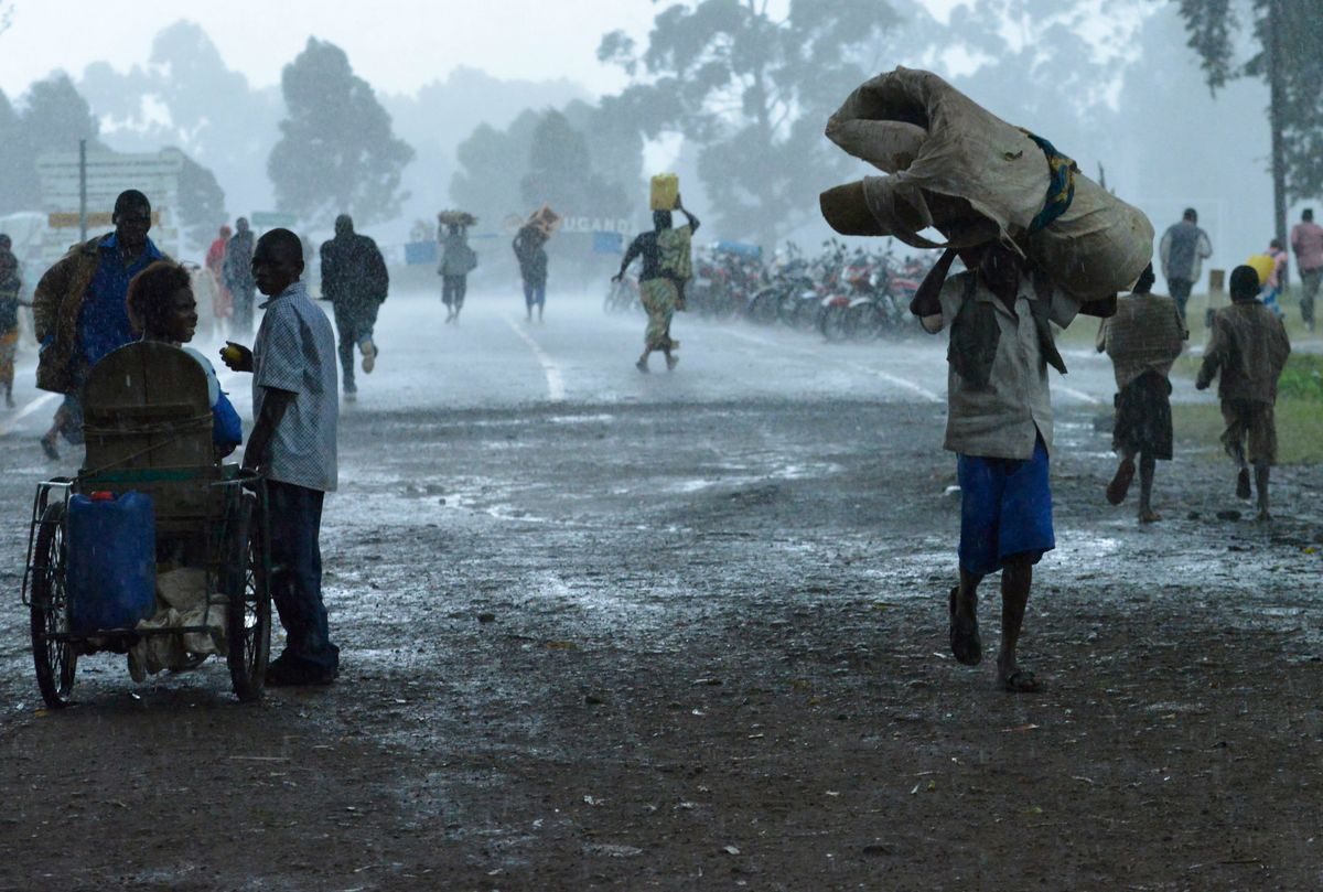 Scale of People Fleeing Congo Is 'Off the Charts,' Group ...