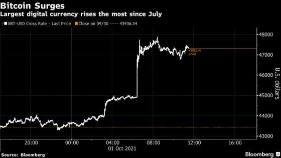 Crypto Fans Bask in 'Light of the Bull Mood' as Bitcoin Bounces