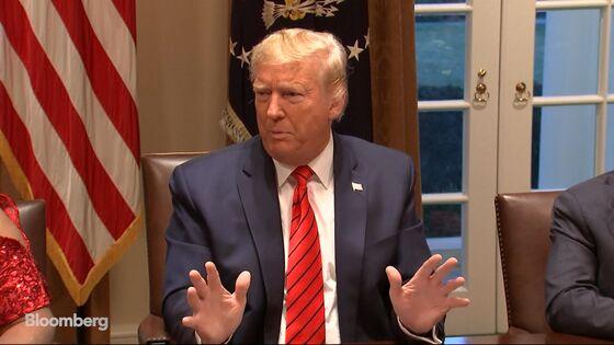 Trump Says He's Doing 'Incredible Job' Handling Coronavirus