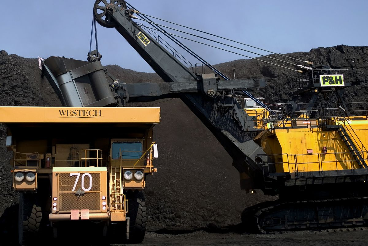 Coal mining industry long service leave funding corporation annual report