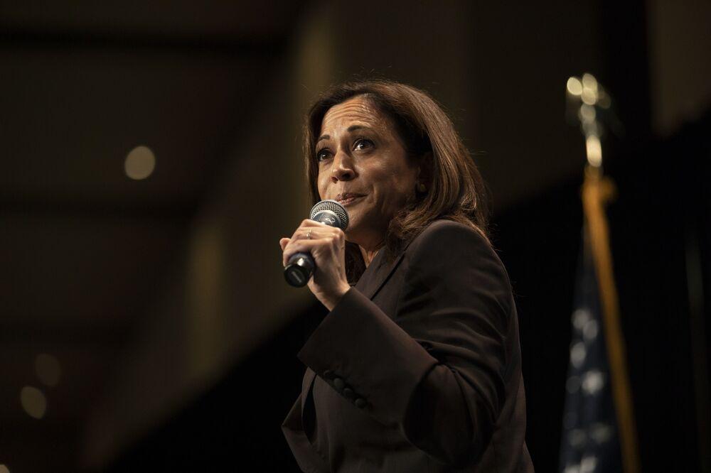 2020 Election Kamala Harris Gambles On Her Record As Prosecutor Bloomberg