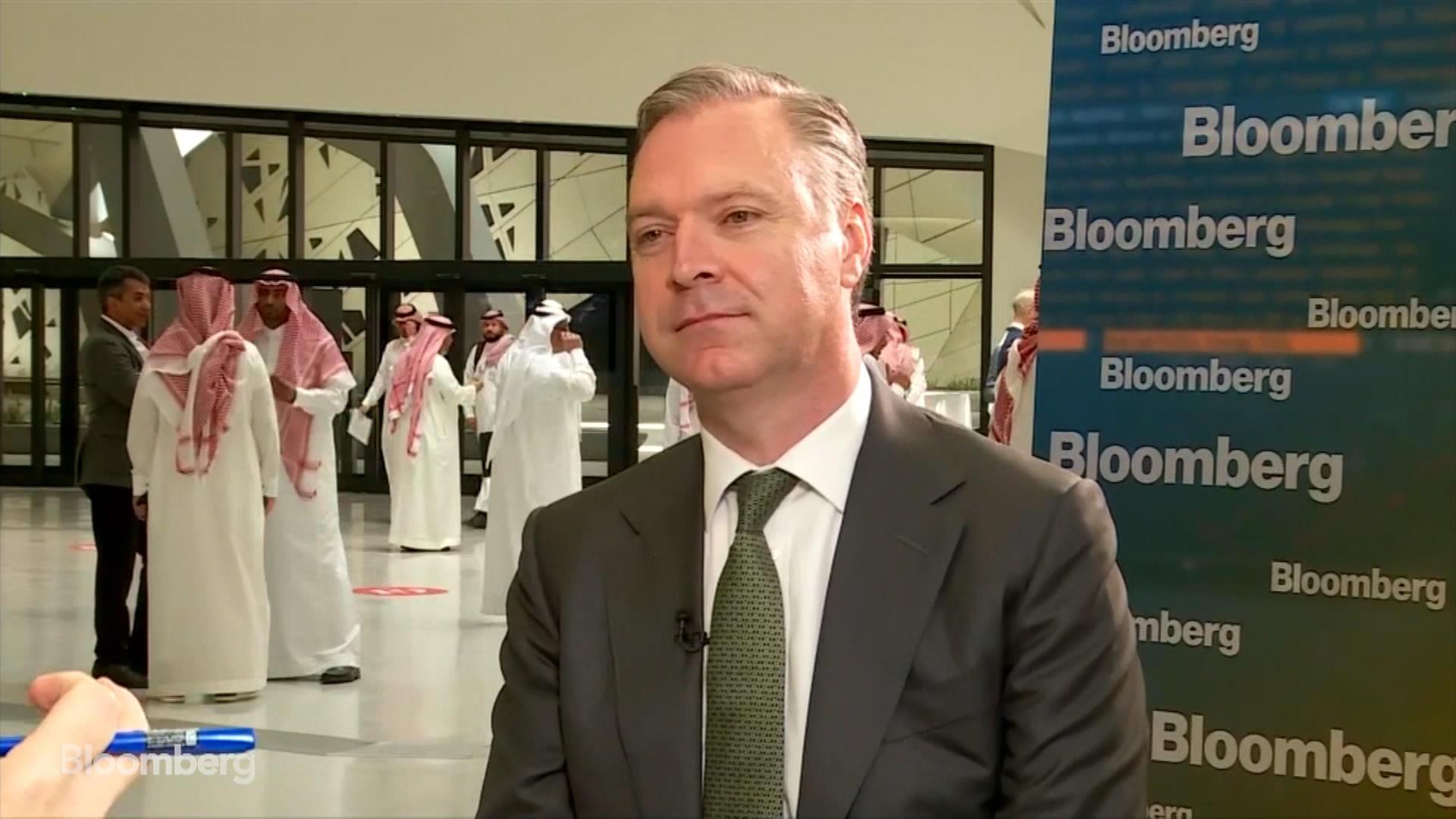 Maaden's Davis Talks Growth, Risks, and Saudi Arabia - Bloomberg