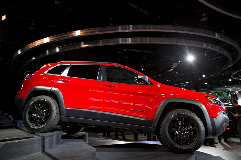 Fiat Chrysler Shuns Cars No One Wants As Suvs Spur A Sales Win