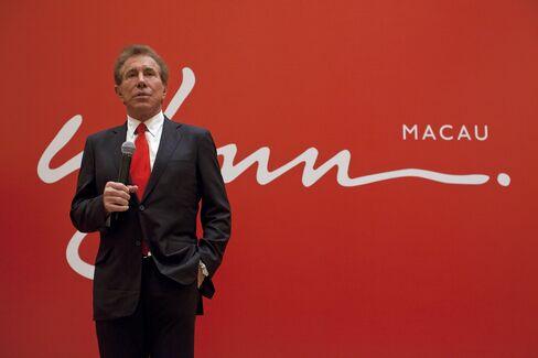 Wynn Resorts Ltd. CEO Steve Wynn