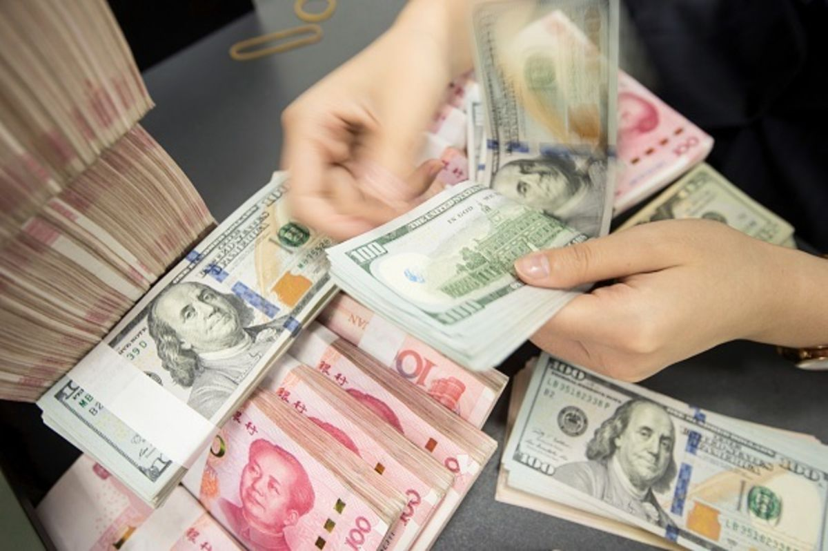 The Dollar Squeeze Is Coming for China Inc.