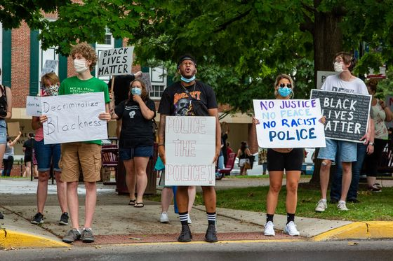 Black Lives Matter in Unlikely Places