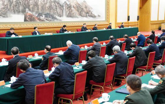 China's Xi Jinping Sounds Alarm Over Virus Outbreak at Party's Doorstep