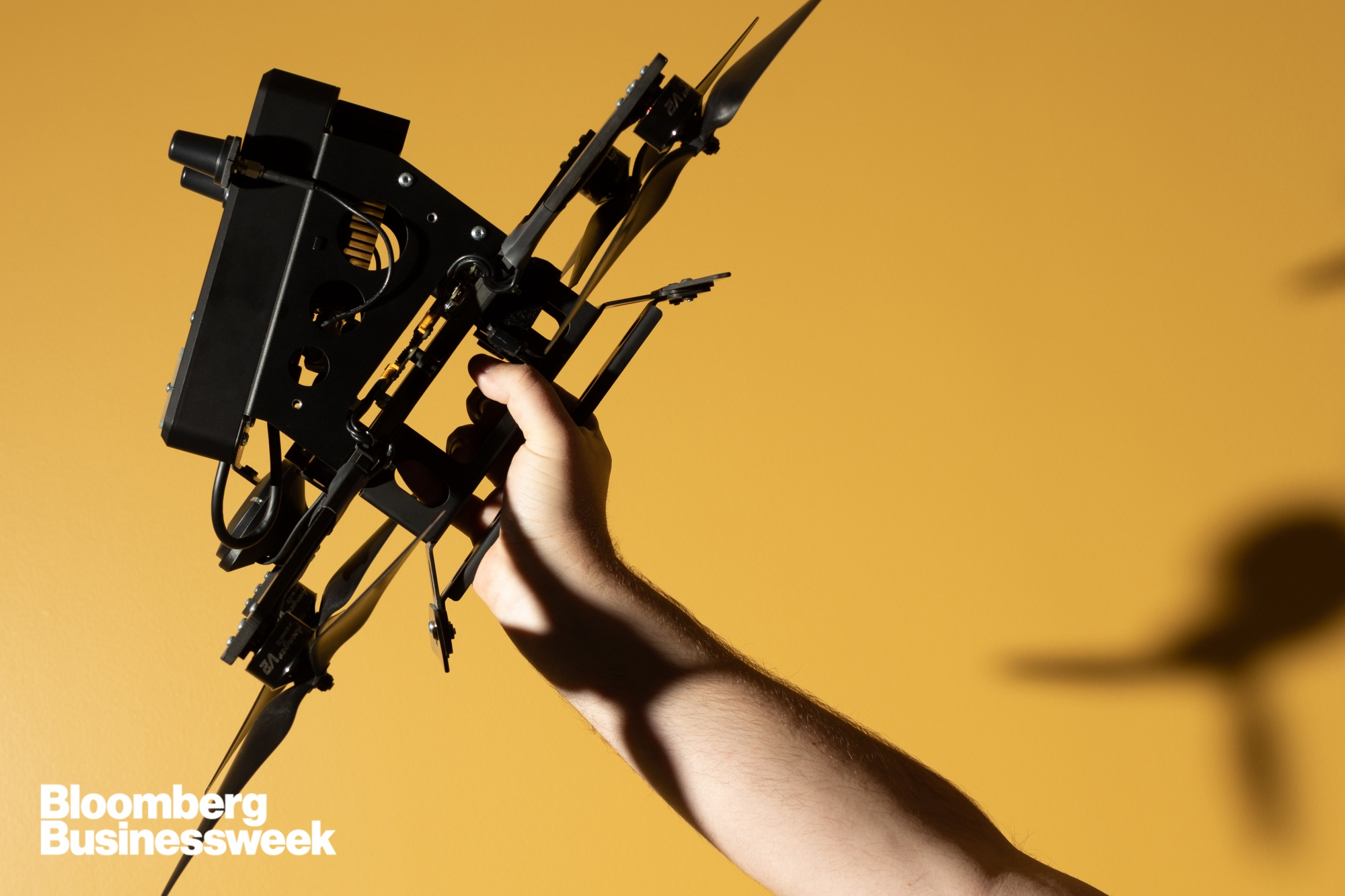 Controversial Tech Startup, Backed by Peter Thiel, Disrupts Business of War With Attack Drones