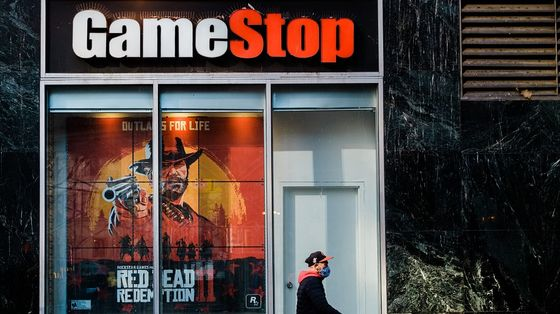 GameStop Value Surges Past $10 Billion as Shares Nearly Double