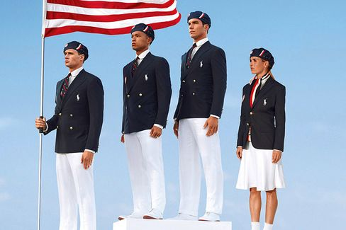 'Made in China' Olympic Uniforms Are a Win for the U.S.