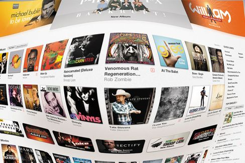 Apple's 10-Year-Old iTunes Loses Ground to Streaming