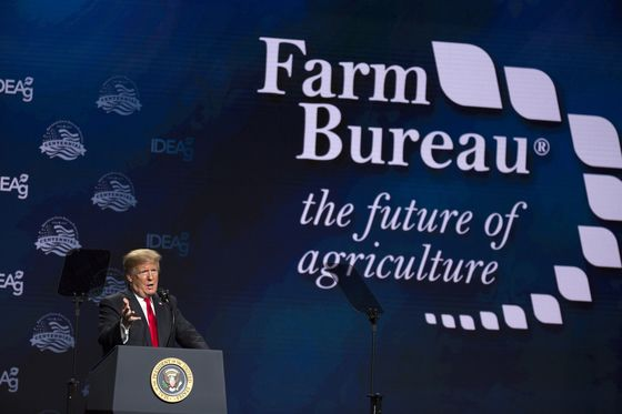 Farmers Are Playing the Long Game With Trump, Even as Woes Build Up