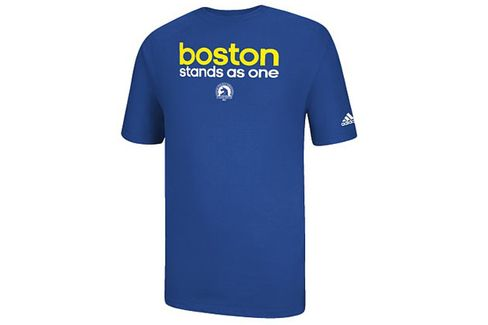 Adidas Can???t Keep Up With Demand for Boston Marathon Tribute T-Shirts