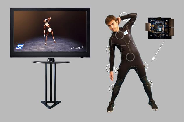 Sensor Suit