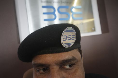 Indian Index Futures Signal Equities to Extend Last Week's Slump