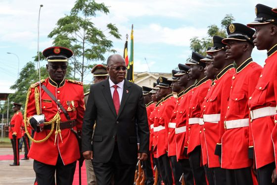 Tanzania Court Shows Flicker of Dissent to President 'Bulldozer'